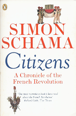 citizens-a-chronicle-of-the-french-revolution-simon-schama-book-cover