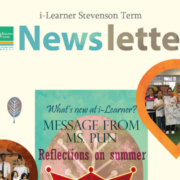 i-Learner Stevenson Term Newsletter