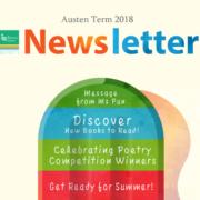 i-Learner Austen Term Newsletter 2018