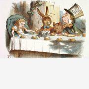 小時候最喜歡的書 – 跳進奇幻的兔子洞:《愛麗絲夢遊仙境》
