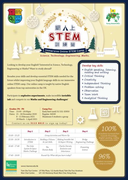 STEM Camp 2020